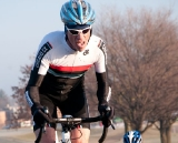 Al Thom (Chicago.CX) made a strong statement with a seventh place finish in the Masters 50-plus after missing most of the season due to injury. ©Liz Farina Markel