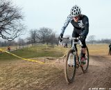 The early leader in the singlespeed race. ©Liz Farina Markel