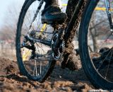 Racers faced a challenging muddy course that got muddier as the day went on. ©Liz Farina Markel