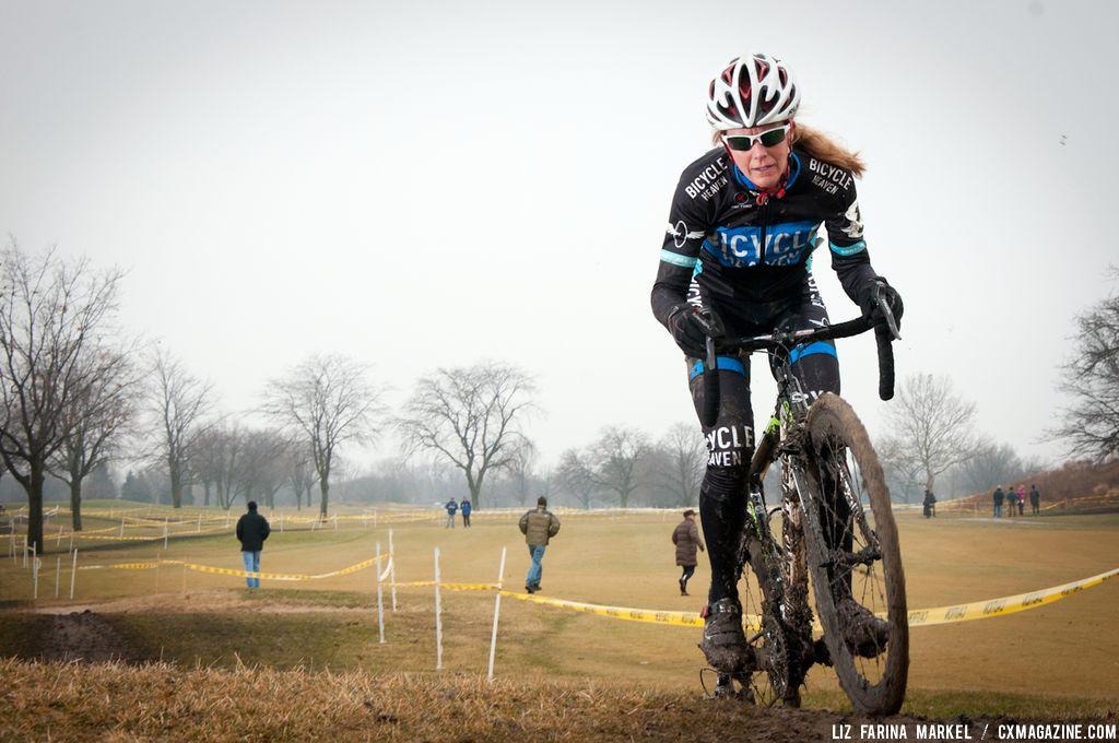 Lindsay Zucco (Team Bicycle Heaven) ©Liz Farina Markel