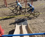 Riders found making their way through the playground section of the course wasn't child's play during day 3 of the Cincy3 Cyclocross Festival held Sunday at Harbin Park in Fairfield, Ohio. © Greg Sailor - VeloArts.com