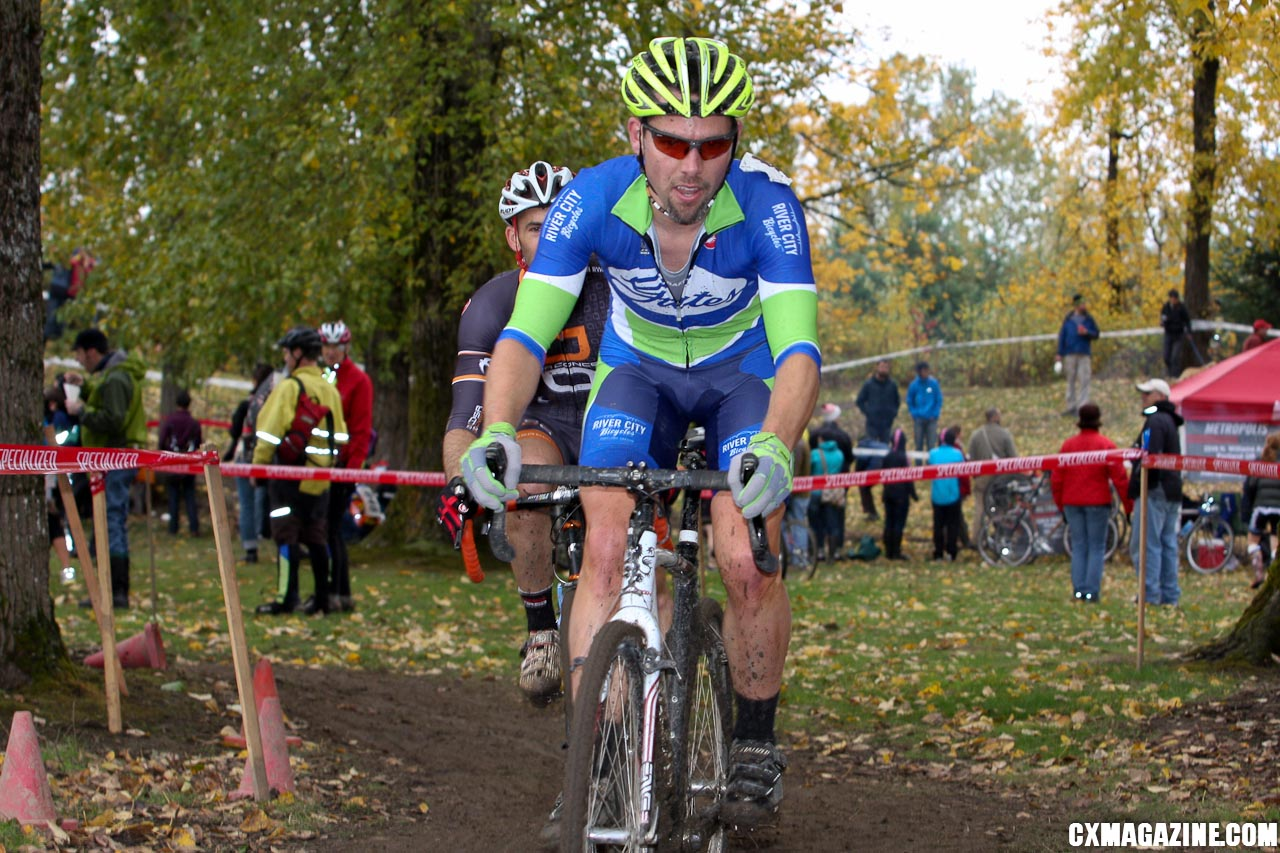 Seth Patla rode strong for fifth. ©Pat Malach