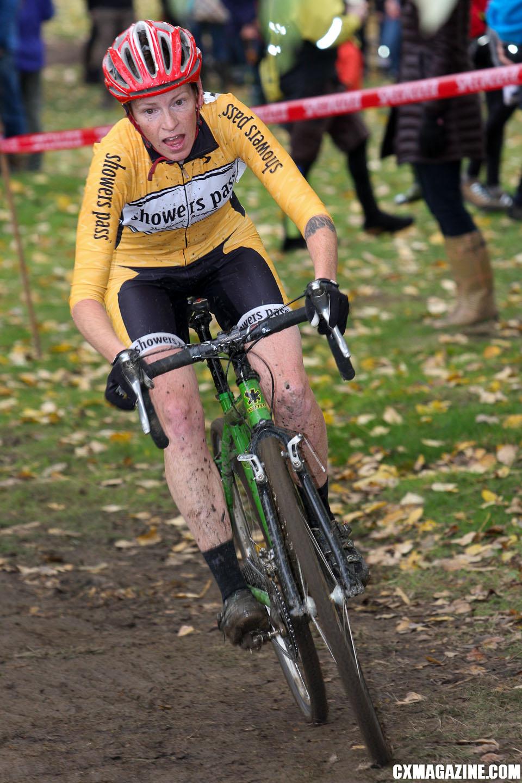Susan Gandjean finished seventh. ©Pat Malach