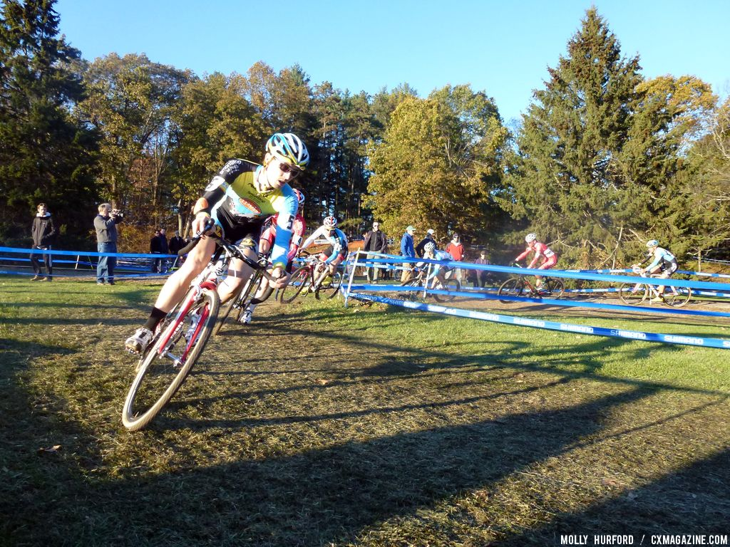 Jerome Townsend © Cyclocross Magazine