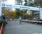 Keough coming into the finish. © Cyclocross Magazine