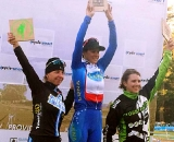 Cycle-Smart International 2011 Women's Podium © Molly Hurford