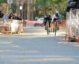 Van Gilder won the sprint for second © Natalia Boltukhova | Pedal Power Photography | 2011