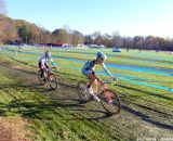 Lidine and Townsend. © Cyclocross Magazine