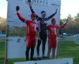 U23 Podium © Cyclocross Magazine
