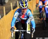Katerina Nash moved up one place from her fourth place finish at 2010 Worlds in Tabor.