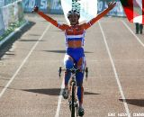 Marianne Vos takes her third consecutive cyclocross World Championship