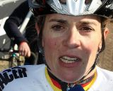Hanka Kupfernagel missed the podium for only the second time in 12 years