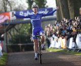 Lars van der Haar takes the win, adding another impressive win to his palmares. © Bart Hazen