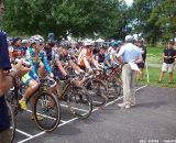 The women at the start. © Cyclocross Magazine