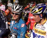 Gabby and Nikki at the start. © Renner Custom CX Team, Gregg Germer