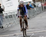 Ferrand Prevot in fifth. © Bart Hazen