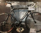2011 Ridley X-Fire brings carbon and Shimano Ultegra to the masses. © Cyclocross Magazine