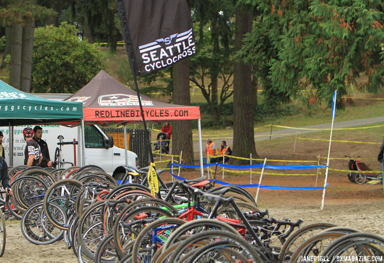 2001 Seattle Cyclocross Series #3 © Janet Hill