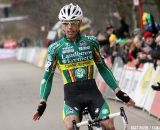 Sven Nys has all but secured his Superprestige Title