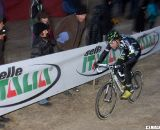 Driscoll tired to chase down Powers but couldn't close the gap. ©Pat Malach