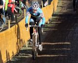 Sanne Cant is one of the youngest riders in the top 10. © Bart Hazen