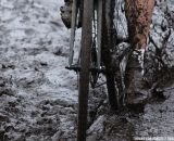 The mud was thick at Centrumcross  © Thomas van Bracht