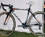 Sanne van Paasssen's 2012 CrossVegas-winning Giant TCX Advanced. © Cyclocross Magazine