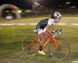 2012 40-44 Masters National Champion Linda Sone was racing CrossVegas 2012. ©Cyclocross Magazine
