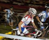 Christie Ferrier-Bruneau came to race CrossVegas 2012. ©Cyclocross Magazine
