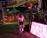 Jeremy Powers had time to celebrate and reflect. CrossVegas 2012. ©Cyclocross Magazine