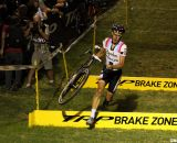 Chris Jones took off on lap 1 and stretched the field at CrossVegas 2012. ©Thomas van Bracht / Cyclocross Magazine
