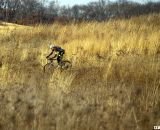 Trebon grabbed an early lead on lap one. ©Cyclocross Magazine