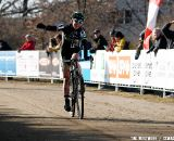 Ellen Sherrill (Bike Station Aptos) at the 2012 Cyclocross National Championship ©Tim Westmore
