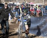 Antonneau had a stellar ride, taking second. 2012 Cyclocross National Championships, Elite Women. © Cyclocross Magazine