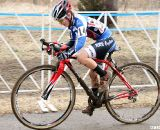 Andrew Schmidt wins the Junior Men 10-12, 2012 Cyclocross National Championships. ©Cyclocross Magazine