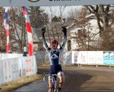 Mina Anderberg wins the 13-14 junior women's title. © Cyclocross Magazine