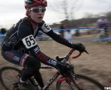 Emma White on the way to her win © Cyclocross Magazine