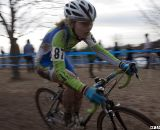 Erin Donohue - Junior Women, 2012 Cyclocross National Championships. © Cyclocross Magazine
