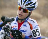 Sara Huang - Junior Women, 2012 Cyclocross National Championships. © Cyclocross Magazine