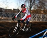 Justin Robinson Started at the Front But Had to Settle For Fifth Today©Cyclocross Magazine