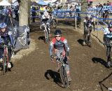 There was plenty of room to pick a line - just not many good ones. © Cyclocross Magazine