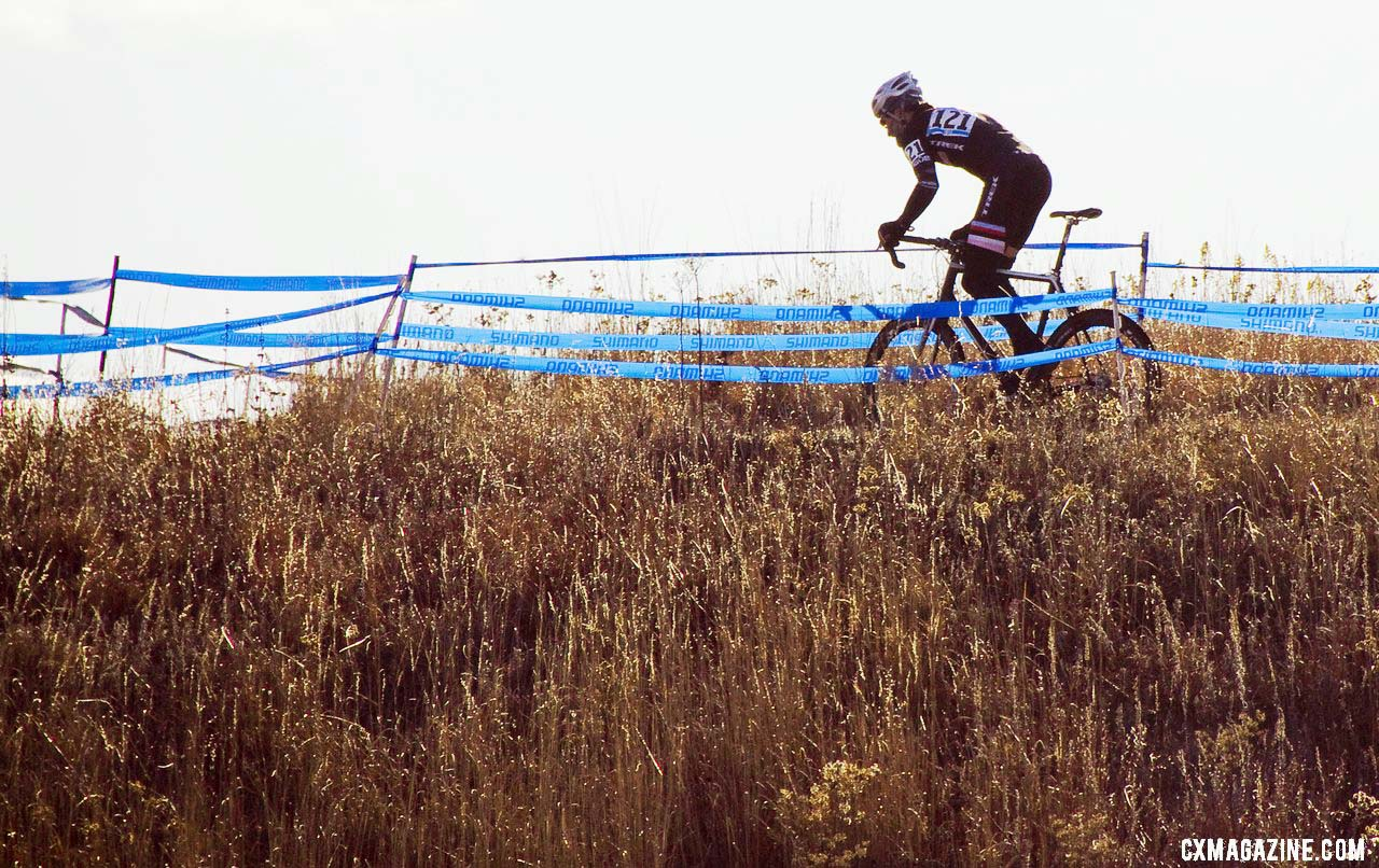 Verona's Badger Prairie park never fails to deliver great cyclocross racing. photo: 2012 Nationals © Cyclocross Magazine