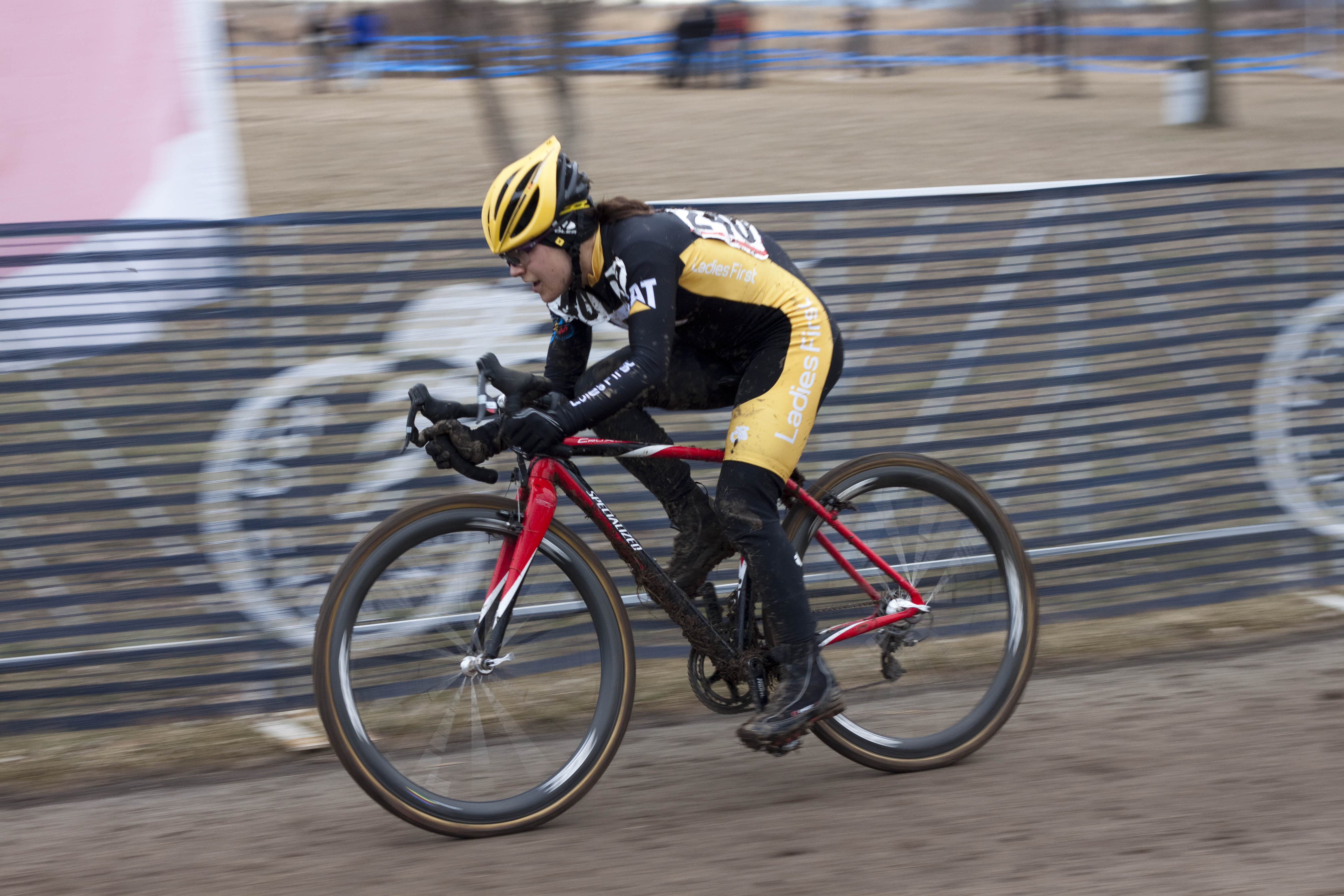 2012 Cyclocross National Championships, Masters Women 30-34. © Cyclocross Magazine