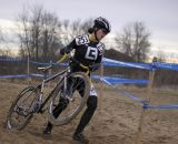 Andrea Smith was predicted to win the event, and did so in impressive fashion over a minute ahead of second place.. © Cyclocross Magazine