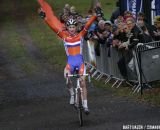 Juniors - Winner Mathieu van der Poel © Bart Hazen