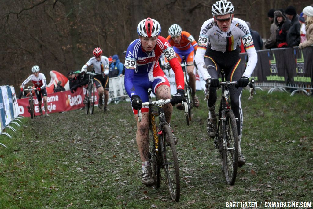 Junior Men, 2012 Hoogerheide © Bart Hazen