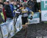 Corne van Kessel took 5th at Superprestige Diegem © Bart Hazen