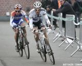 Albert overcame a poor start to finish second © Bart Hazen