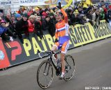 For Vos it is the 5th world title in her career © Bart Hazen