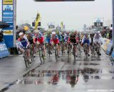 the start of the men elite race © Thomas van Bracht
